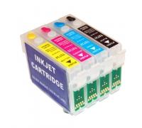 Перезаправляемые картриджи для Epson TX200