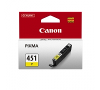 Оригинальный картридж Canon CLI-451Y
