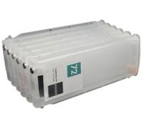 Перезаправляемые картриджи HP 72