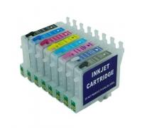 Перезаправляемые картриджи для Epson R2400