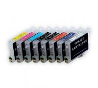 Перезаправляемые картриджи для Epson R800