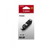 Оригинальный картридж Canon PGI-450PGBK