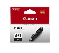 Оригинальный картридж Canon CLI-451BK