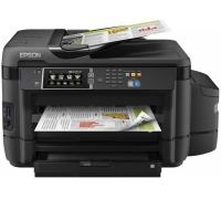 Цветные мфу для печати документов Epson L1455