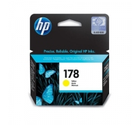 Картридж HP 178 XL ( CB320HE / CB325HE ) желтый