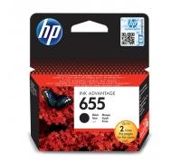 Оригинальный картридж HP 655 (CZ109AE) черный