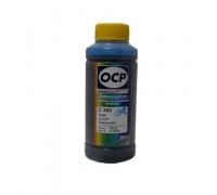 Чернила OCP C343 ( cyan )