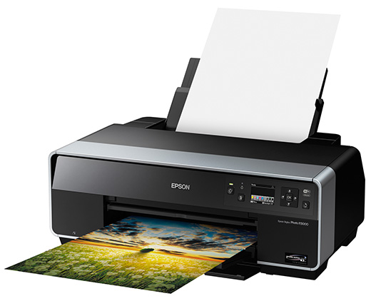 ������� Epson Stylus Photo R3000