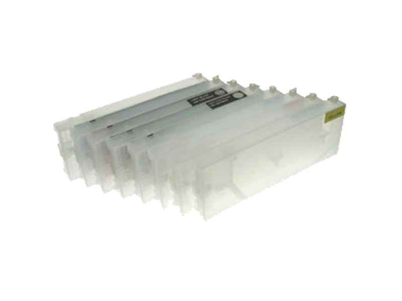 Комплект ПЗК для плоттера Epson Stylus Pro 4800 (8x250мл.)