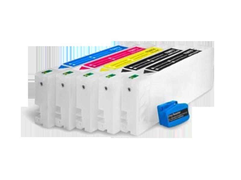 ПЗК для Epson SC-T5000 (5x1200мл.)