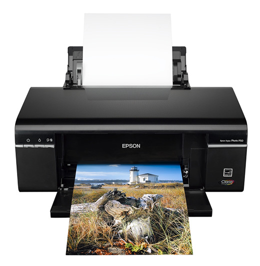 ������� Epson Stylus Photo P50