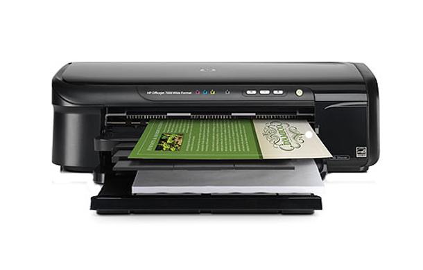 ������� HP Officejet 7000 WF �3
