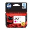 Оригинальный картридж HP 655 (CZ111AE) пурпурный