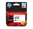 Оригинальный картридж HP 655 (CZ110AE) голубой